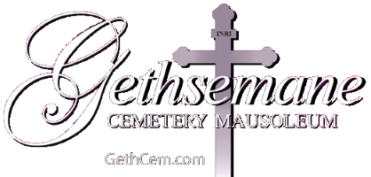 Gethsemane Cemetery Logo