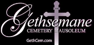 Gethsemane Cemetery Logo