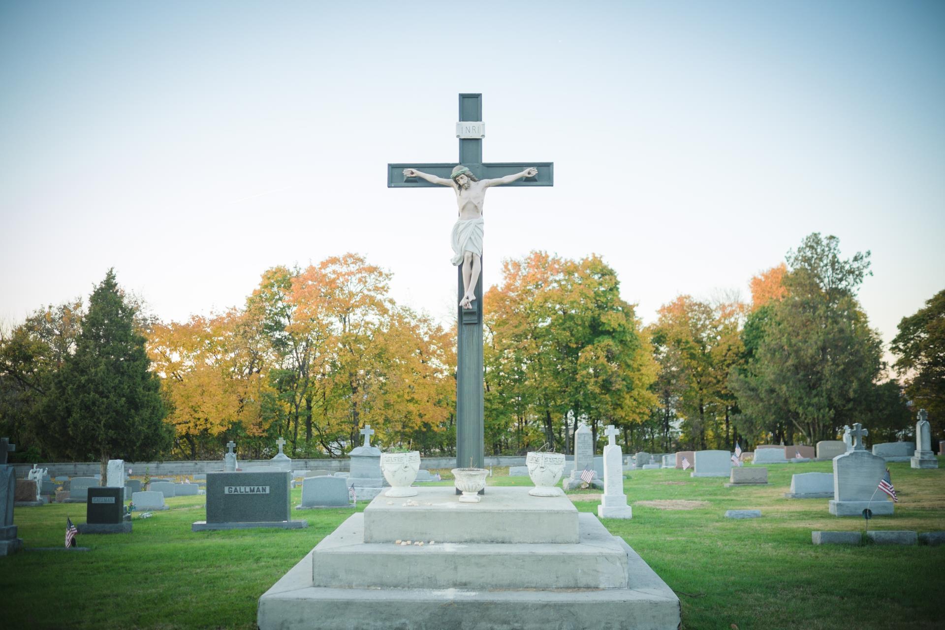 St Marys Crucifix